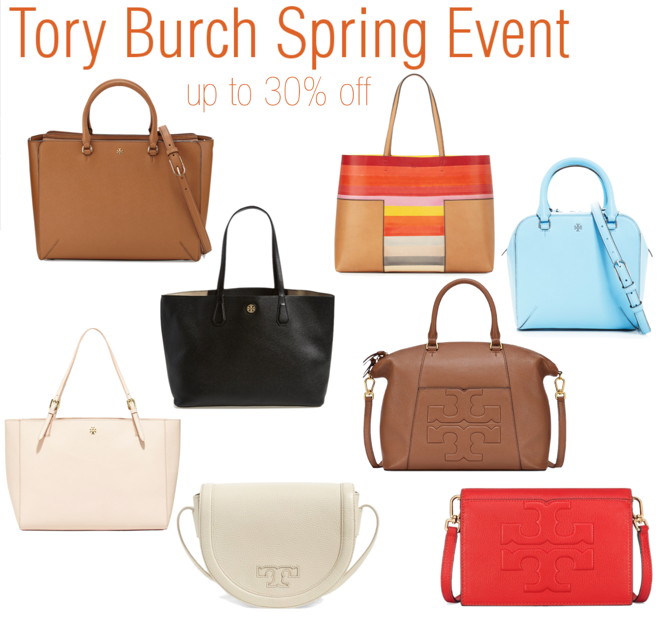 tory burch bag sale spring event 45216aa6f828
