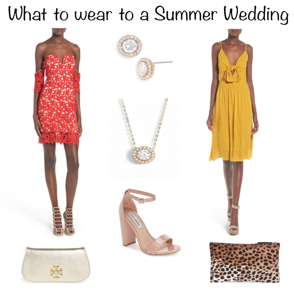 What To Wear To A Summer Wedding Mrscasual
