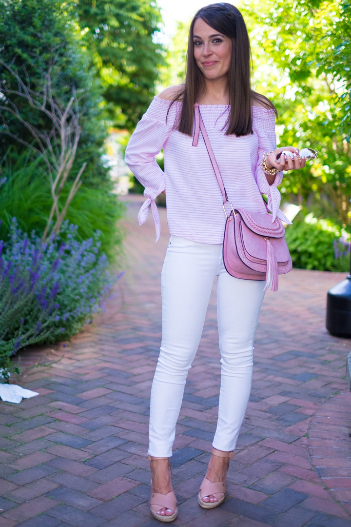 pink on pink outfit mrscasual instagram fashion blog style