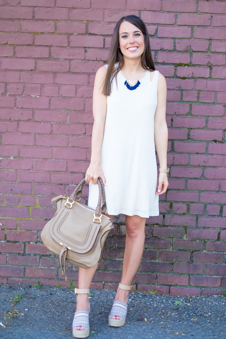 summer dress under $50 mrs casual style blog fashion