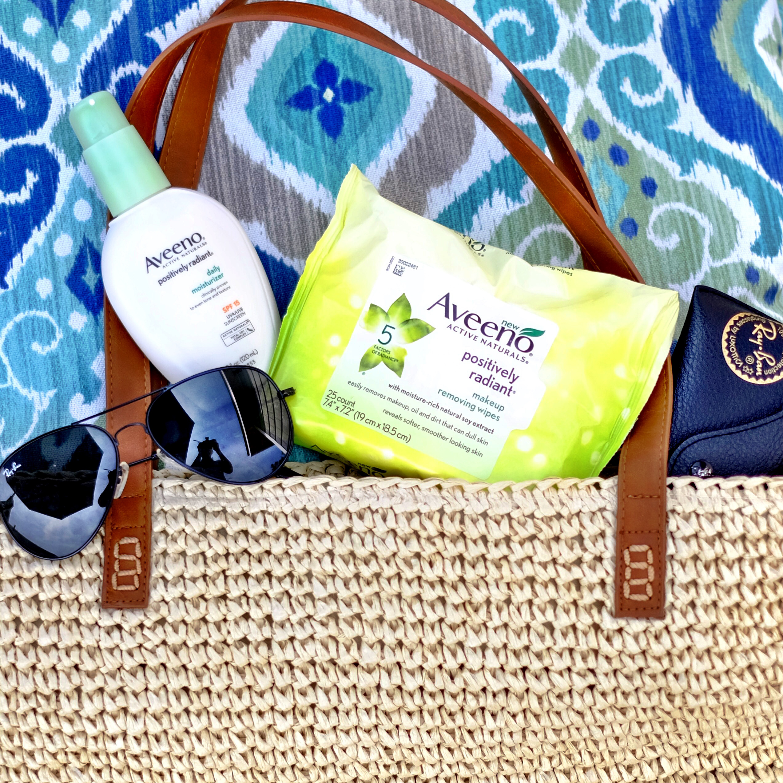 Summer on the go with Aveeno mrscasual