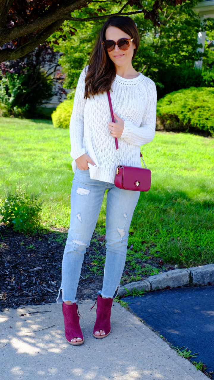 Fall outfit inspiration mrscasual fashion blog Nordstrom Anniversary Sale