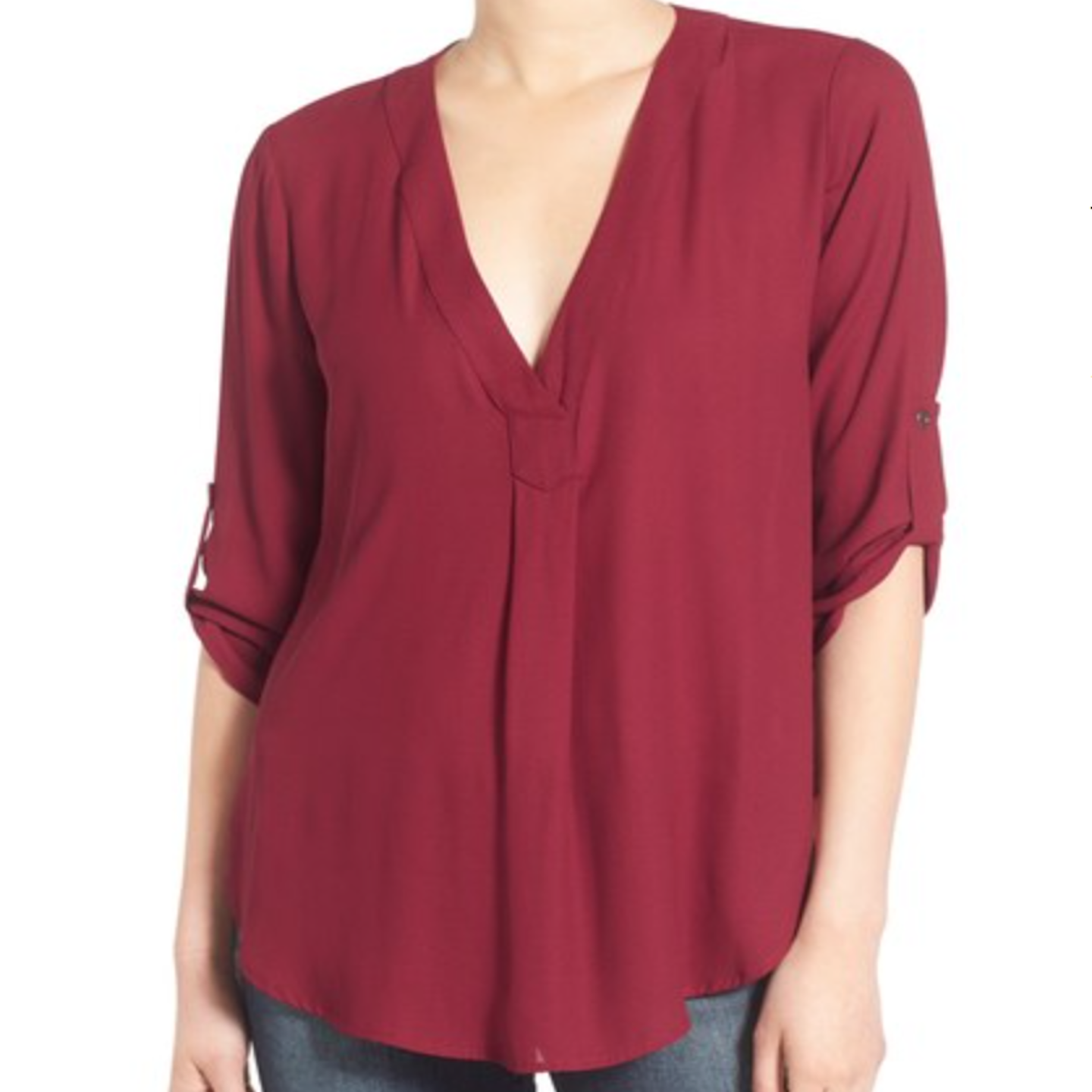 Nordstrom Anniversary Sale the 'new' lush tunic mrscasual