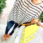 #nsale nordstrom sale shopping striped tee anniversary sale purchases mrscasual
