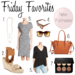 Friday Favorites mrs casual fashion clothes blog