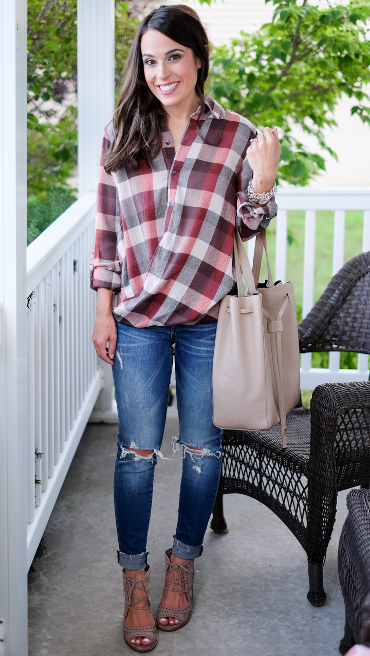 perfect top for early Fall