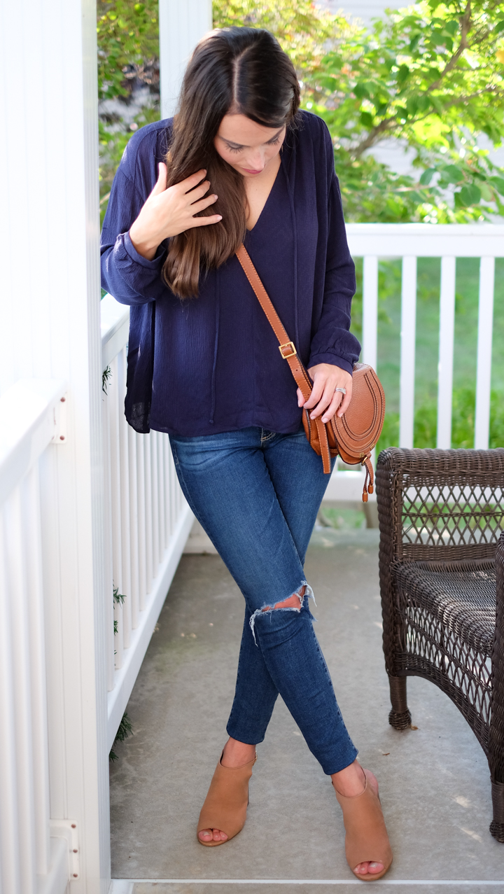 Simple Everyday Outfit | MrsCasual