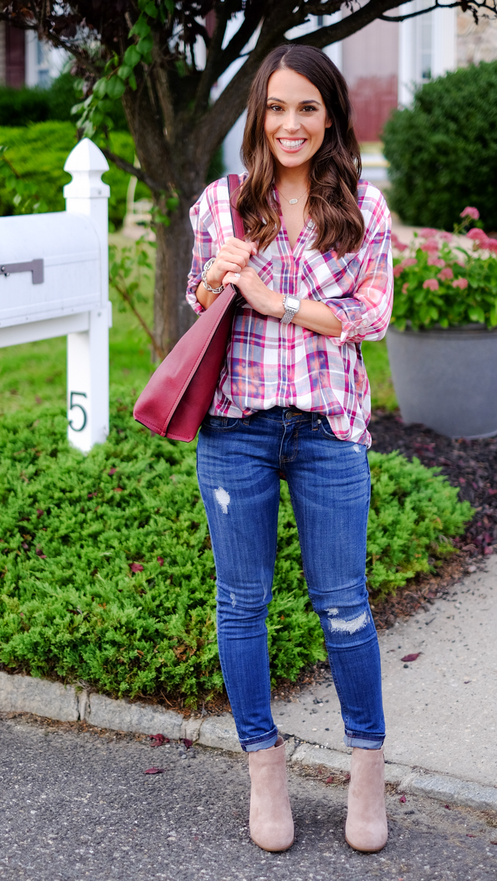 fall-plaid-outfit-idea