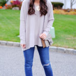 Soft oversized sweater