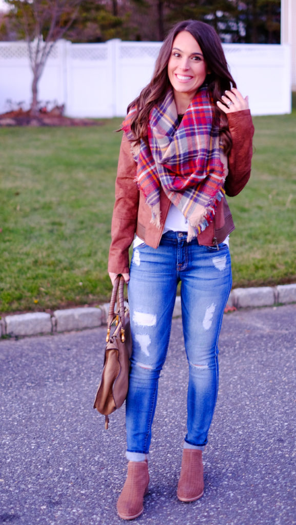 plaid-blanket-scarf-outfit