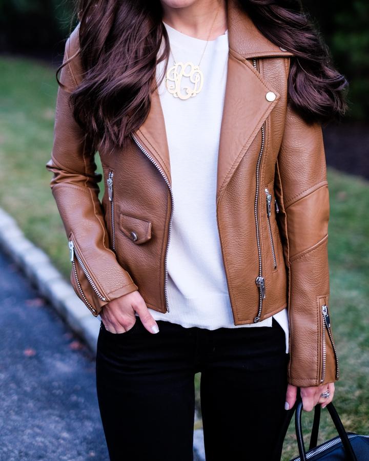 BB dakota faux jacket