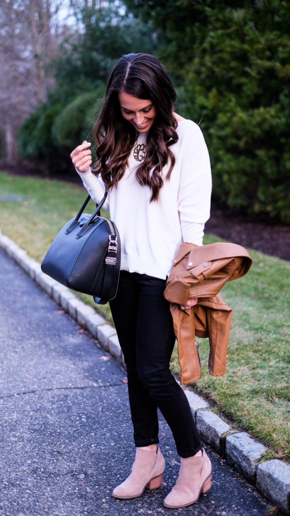 black jeans outfit