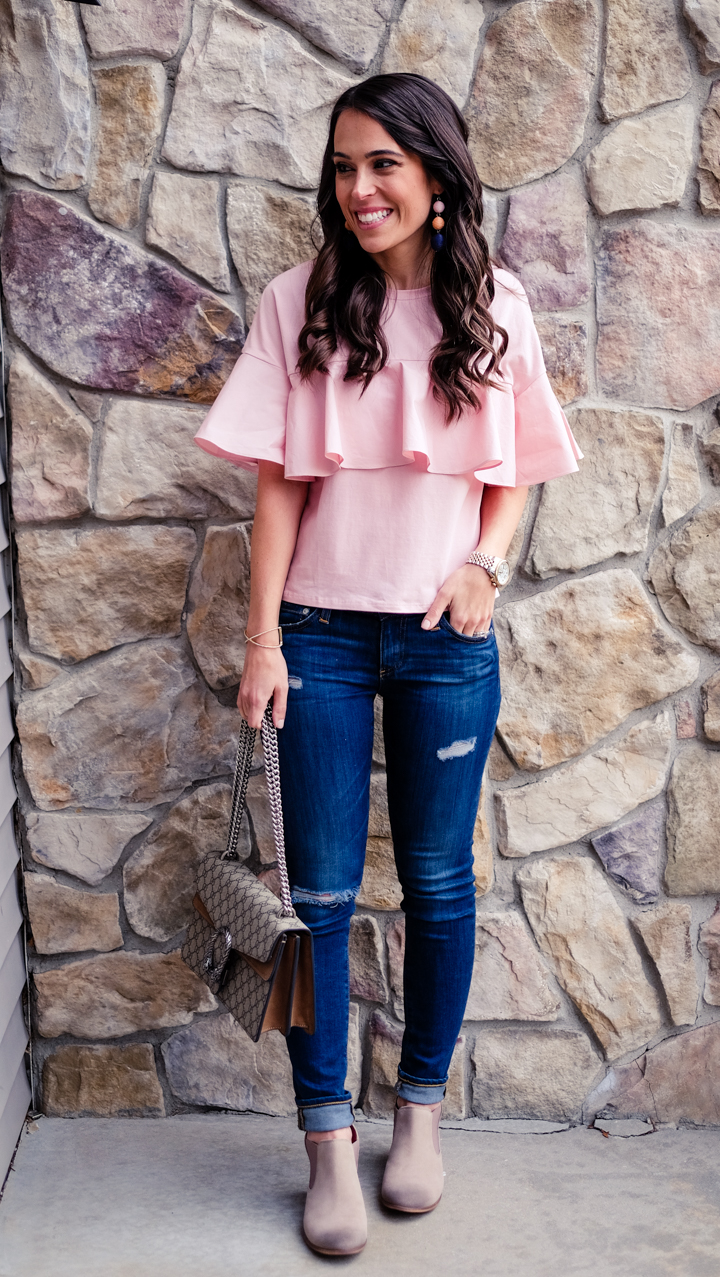 Valentines Day Outfit Idea | MrsCasual