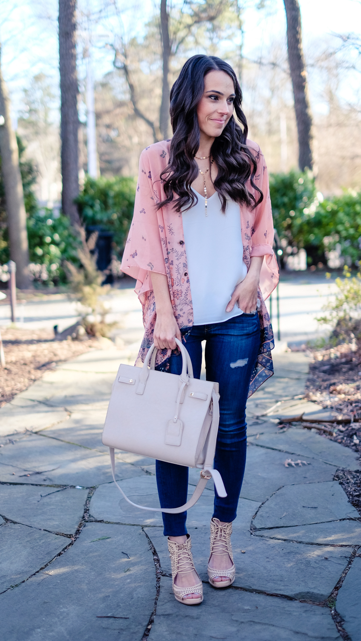 The $25 Kimono You NEED For Spring.. | MrsCasual