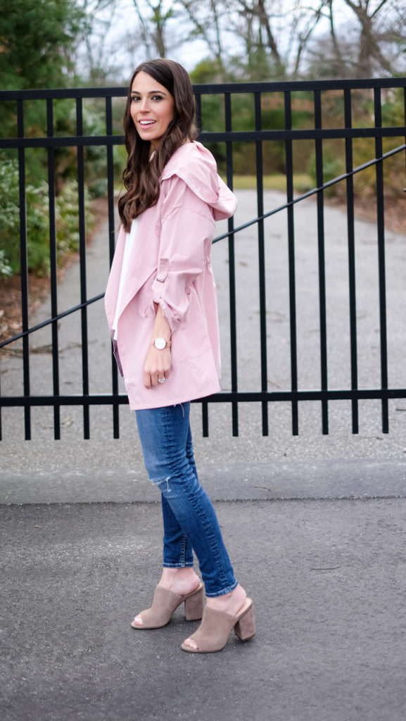Spring jacket outfit