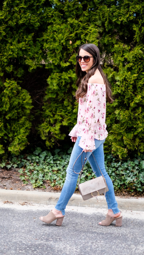caual spring outfit