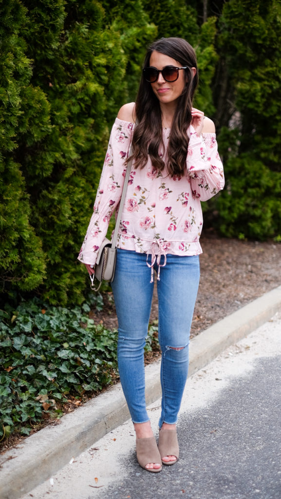 spring date outfit