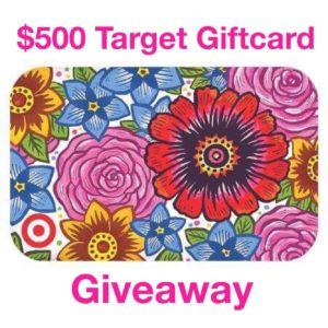 target giveaway 2