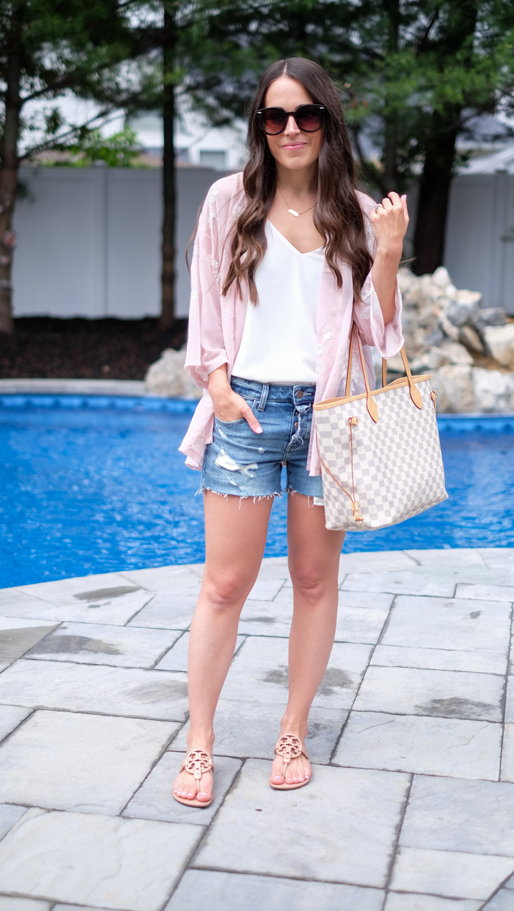 Easy Summer Outfit   MrsCasual