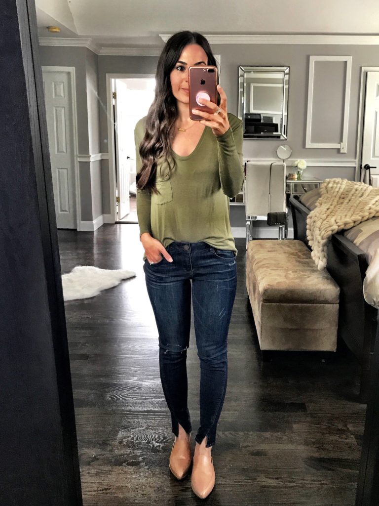Mrs Casual Nordstrom Anniversary Sale outfit 1