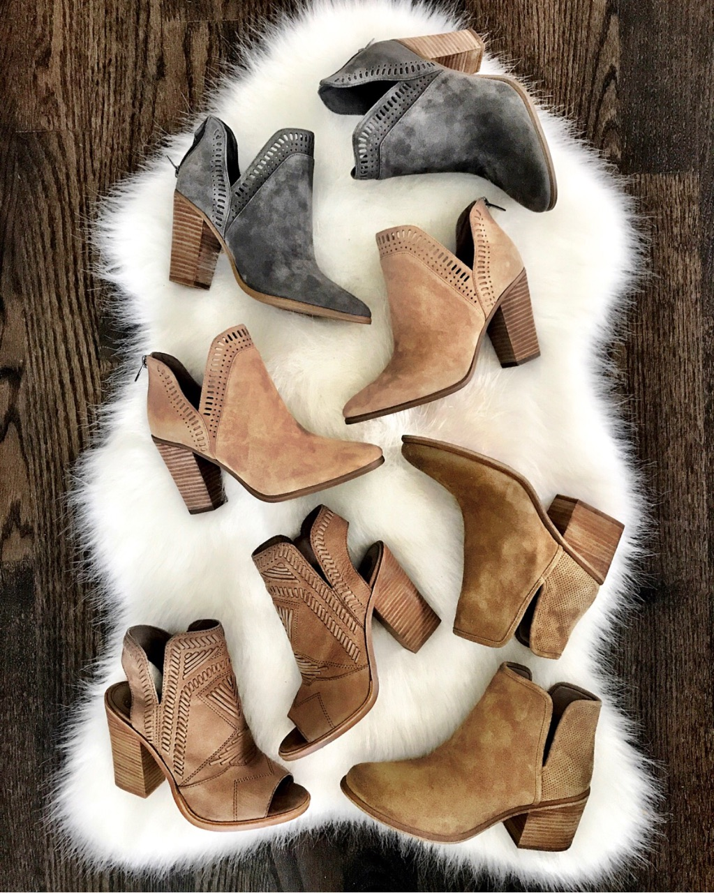 boots and booties