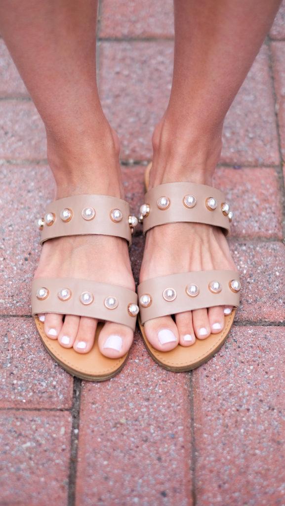 Steve Madden Jole pearl sandals