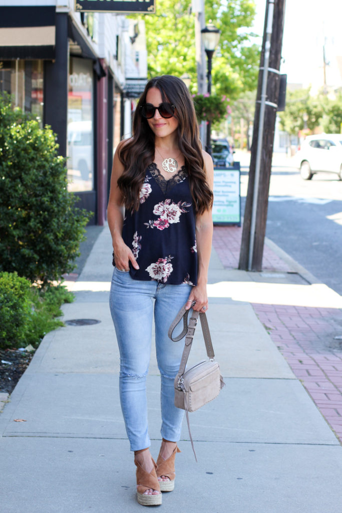 casual late summer outfit
