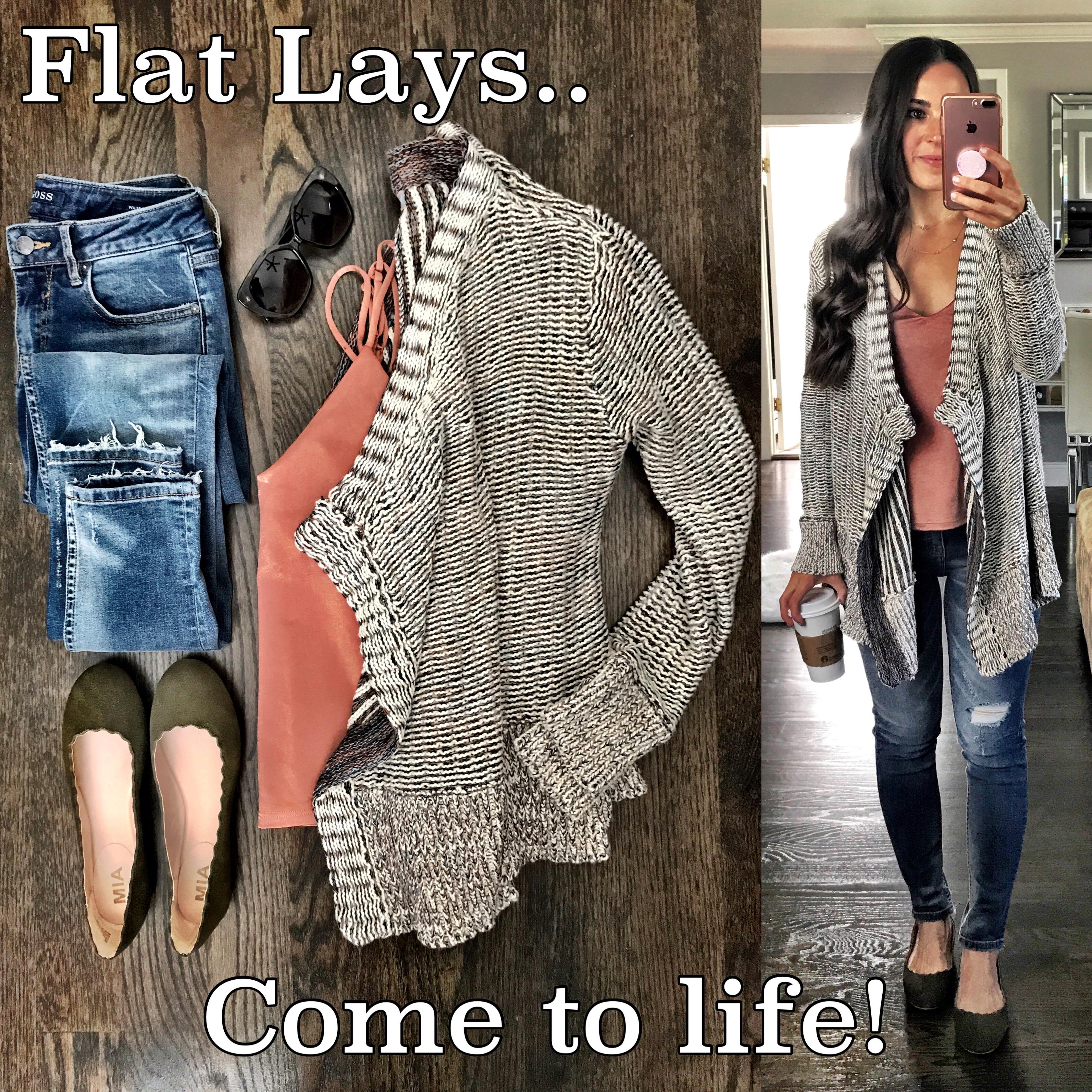 flat lays