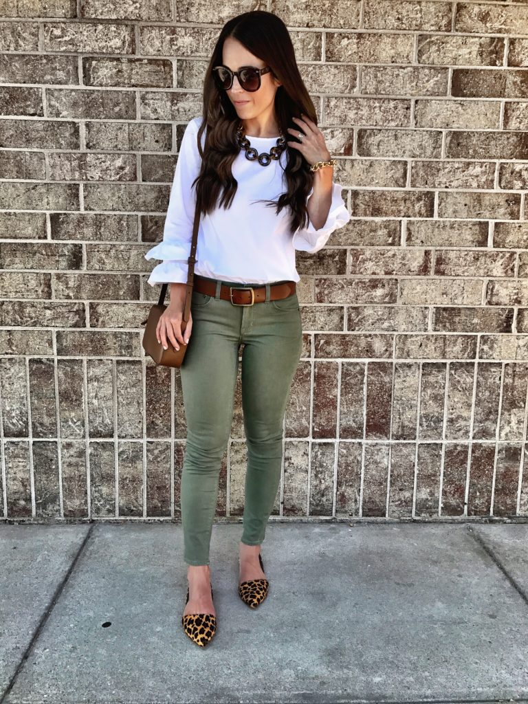 Jcrew Factory Back to School outfit