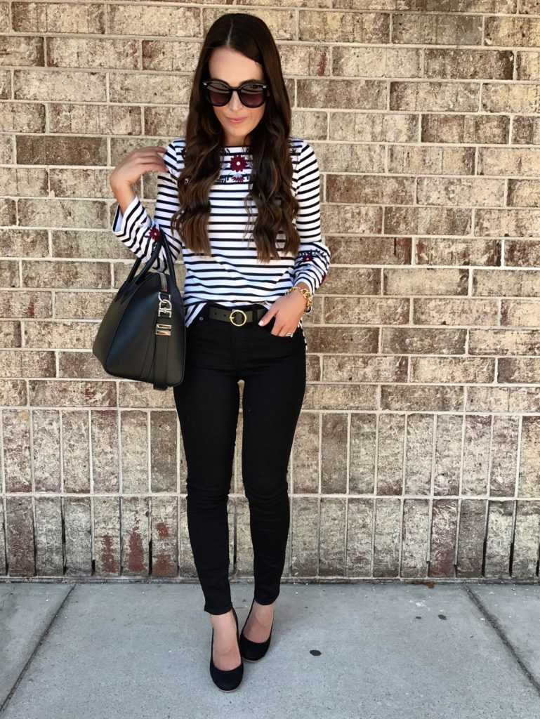 Jcrew Factory back to school outfit 1