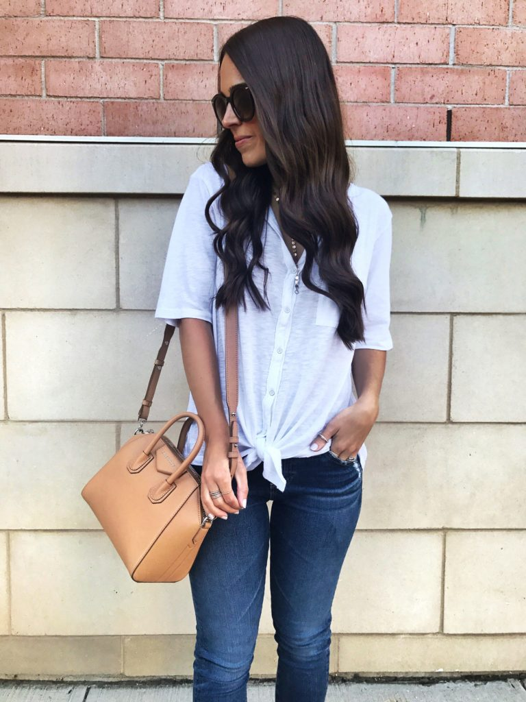 MrsCasual early Fall outfit