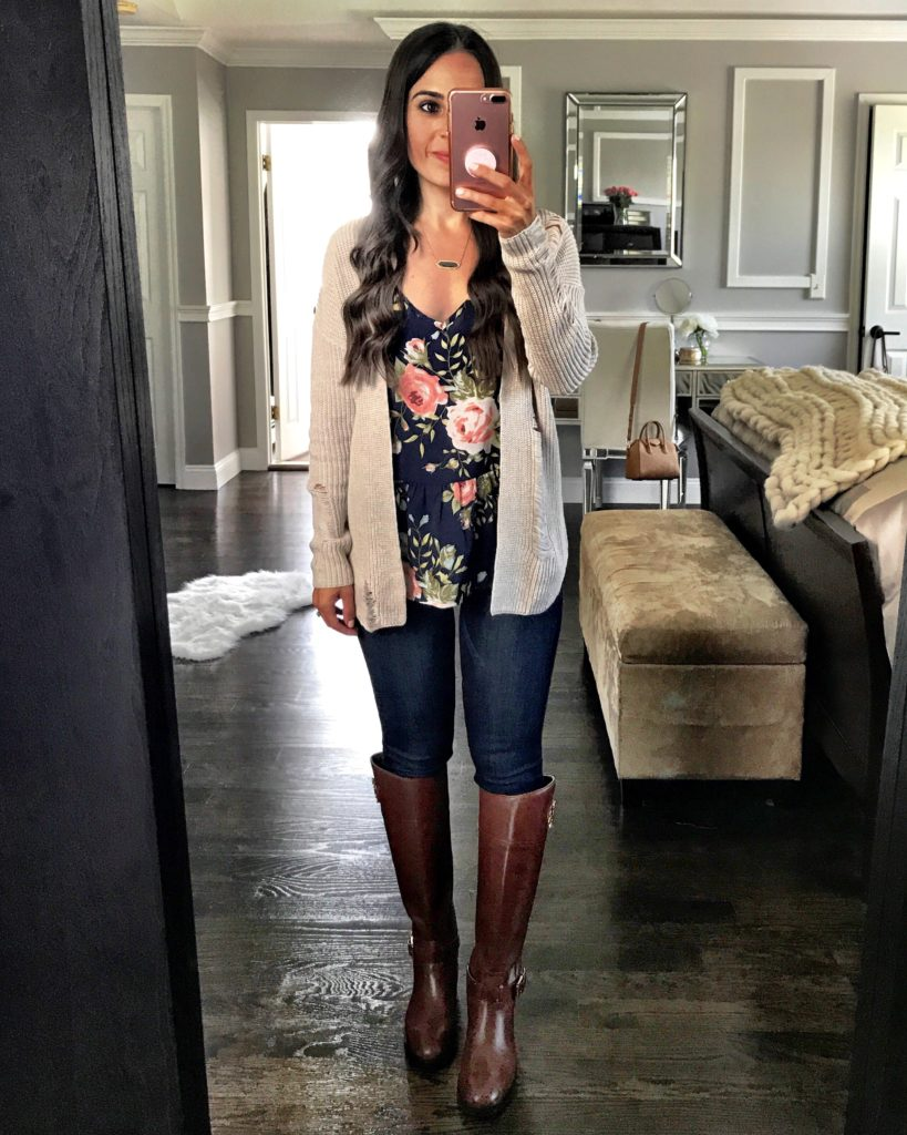 casual teacher outfit 4