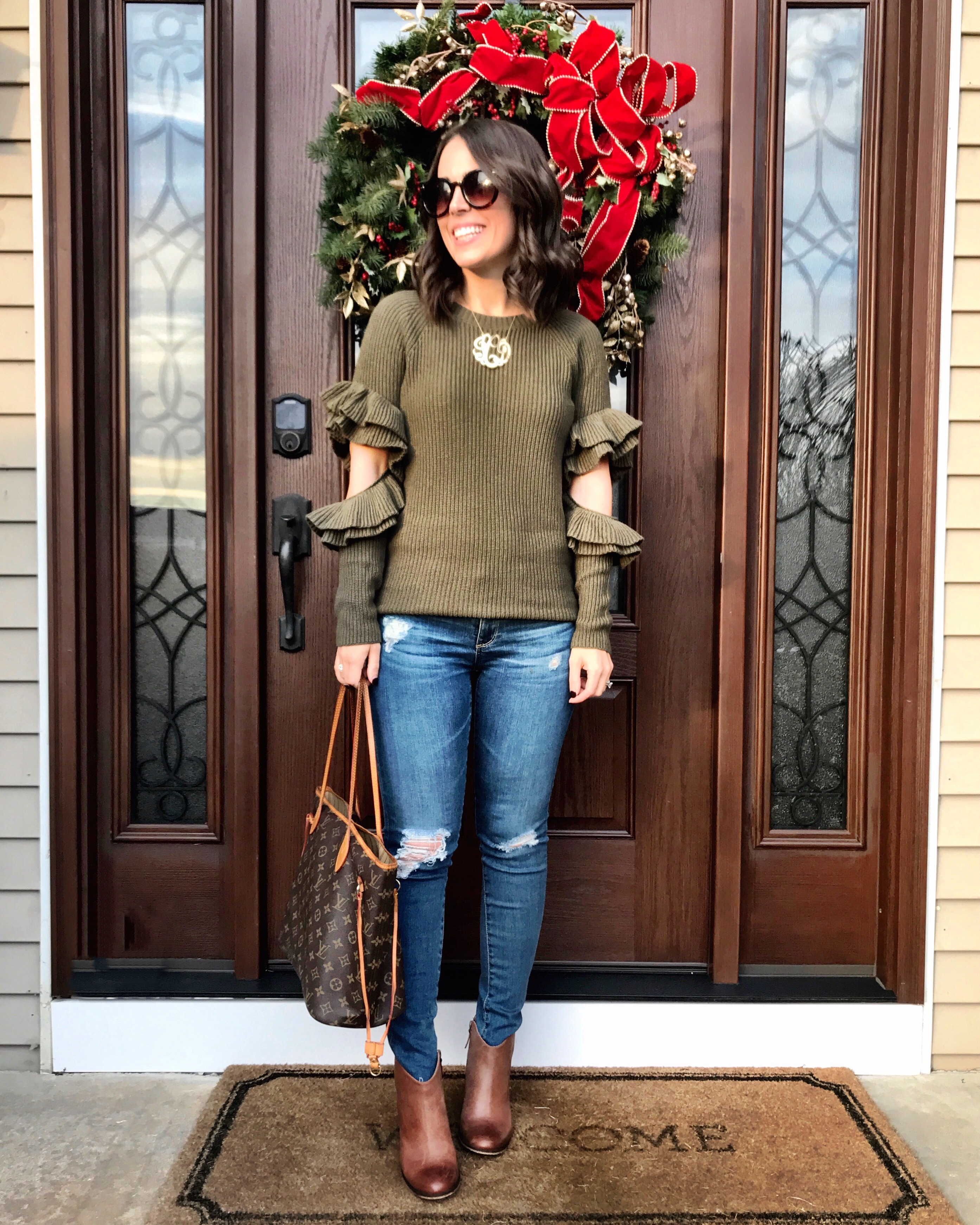 Holiday Outfit Idea