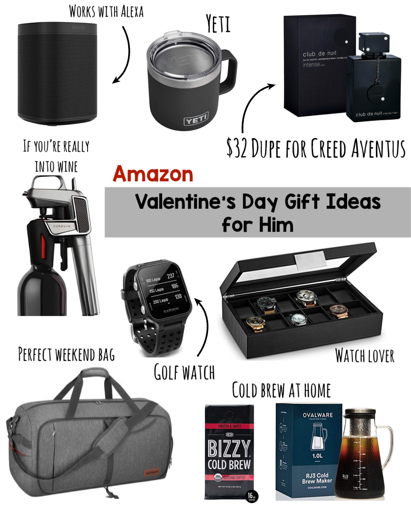 Valentines Day Gift Ideas For Him Mrscasual