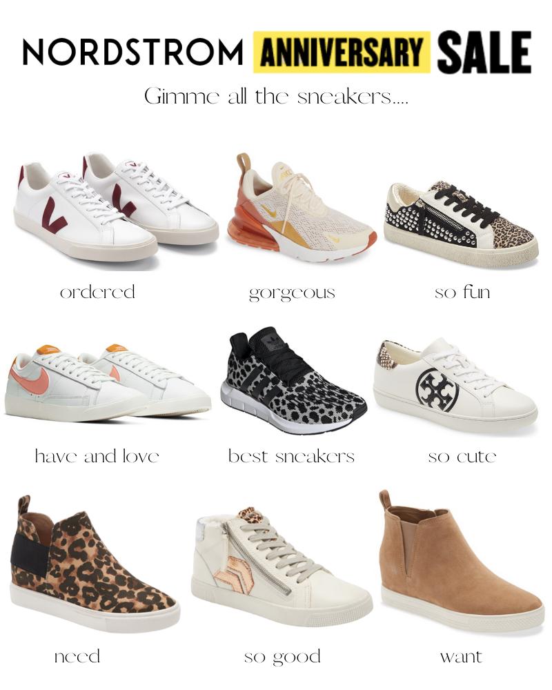 Nordstrom Anniversary Sale: Sneakers