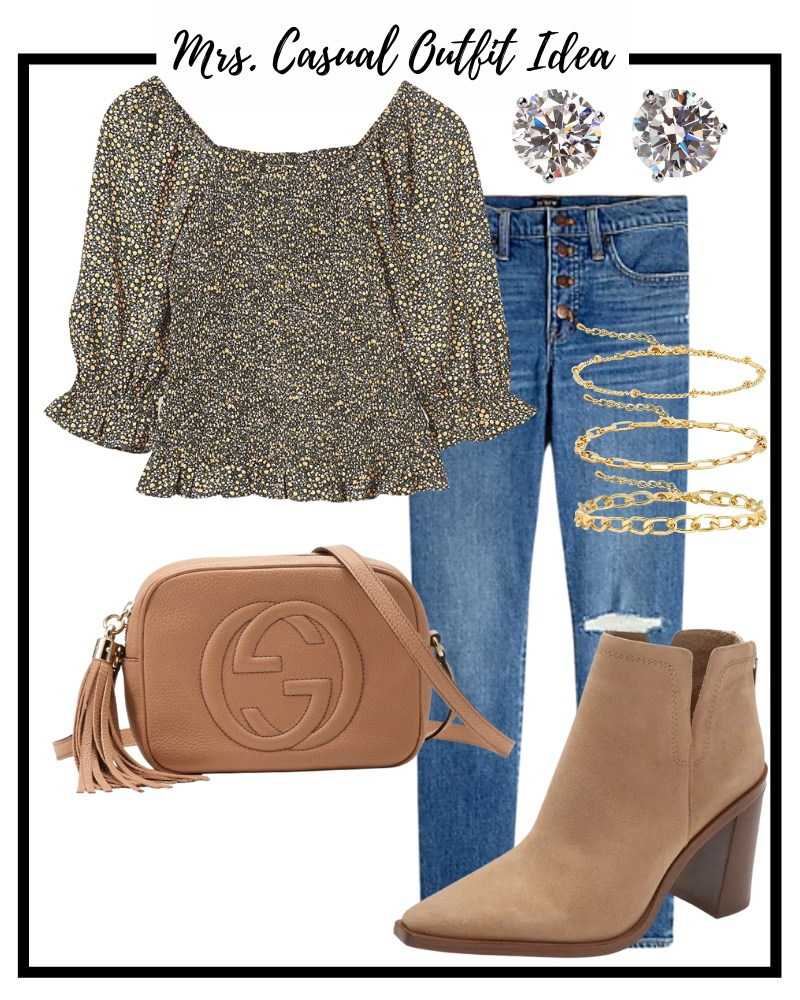 A Week's Worth of MrsCasual Outfit Ideas   MrsCasual